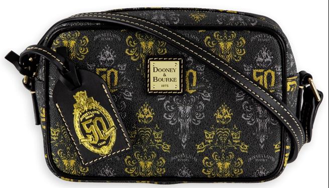 Sneak Peek Haunted Mansion Designer Bags For 50th Anniversary With Images Disney Dooney Dooney Dooney Bourke