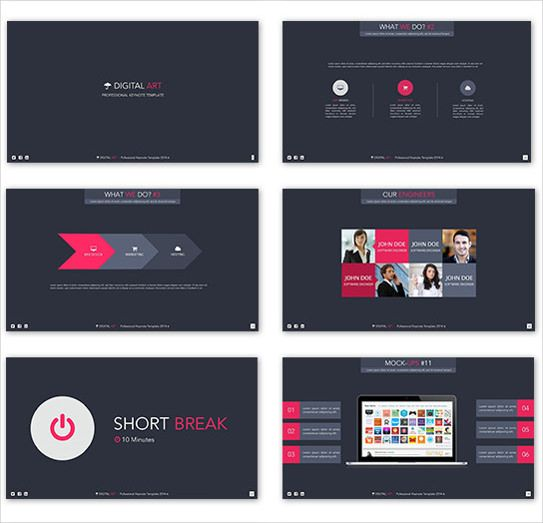 creative free powerpoint templates free unique powerpoint templates ...