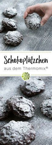Chocolate cookies from Thermomix Chocolate cookies from Thermomix