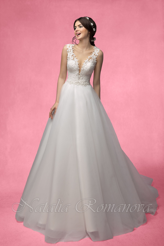 "l Natalia Romanova l ""Jasmine"" 1717   Wedding Dresses   Pinterest ..."