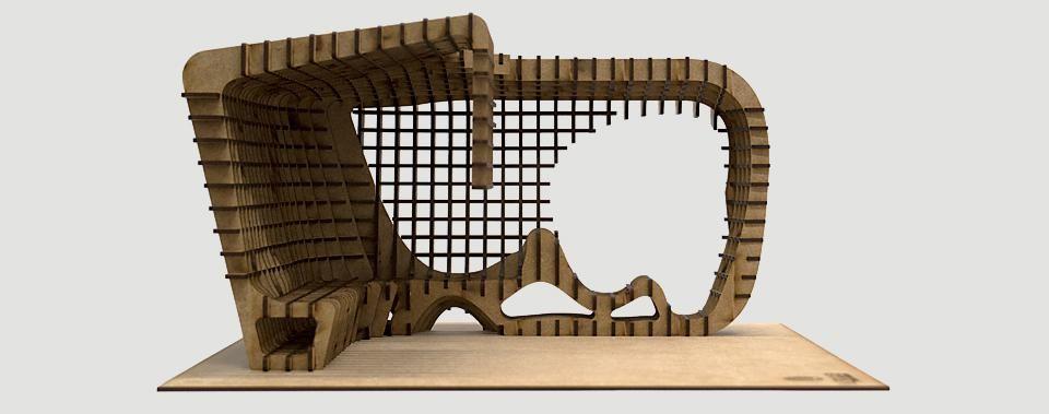 Arquitectura parametrica en madera google search arq for Arquitectura parametrica