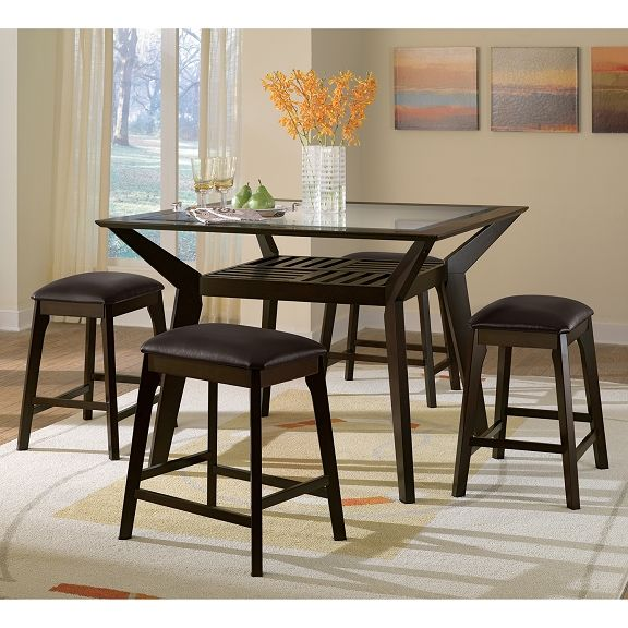 American Signature Furniture Mystic Dining Room Collection