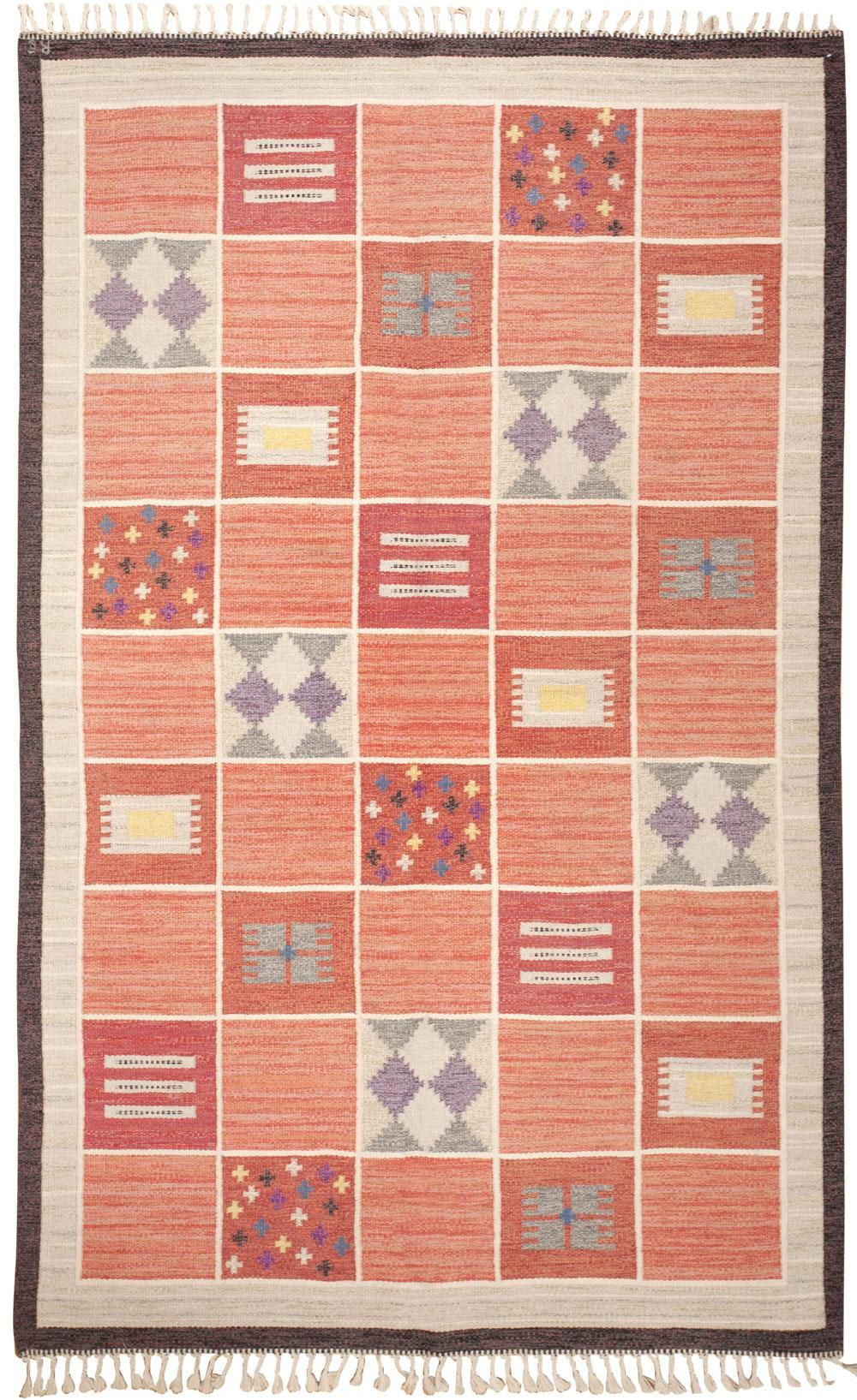 Scandinavian Rugs Shop Vintage Scandinavian Carpets And Rugs Scandinavian Rug Swedish Rug Kilim Woven