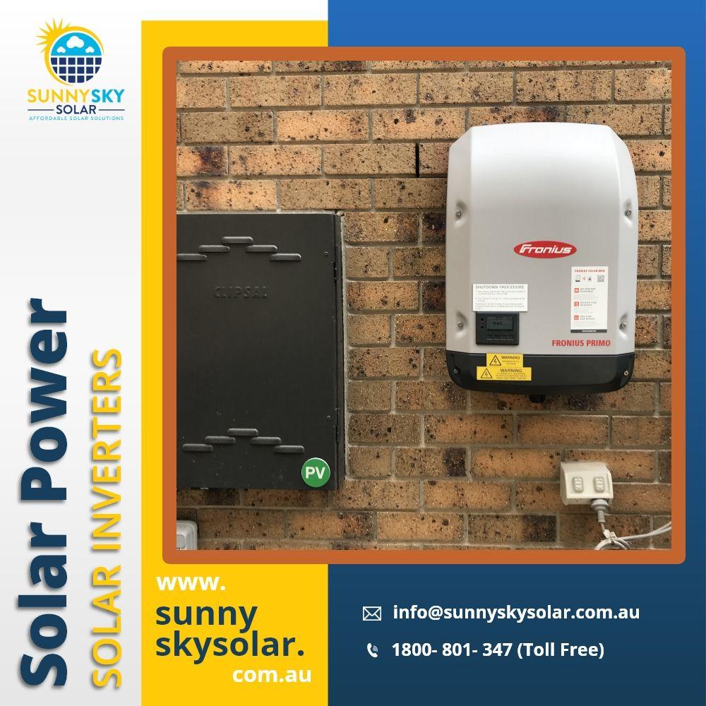 Solar Inverter In 2020 Solar Inverter Solar Power System Solar Installation
