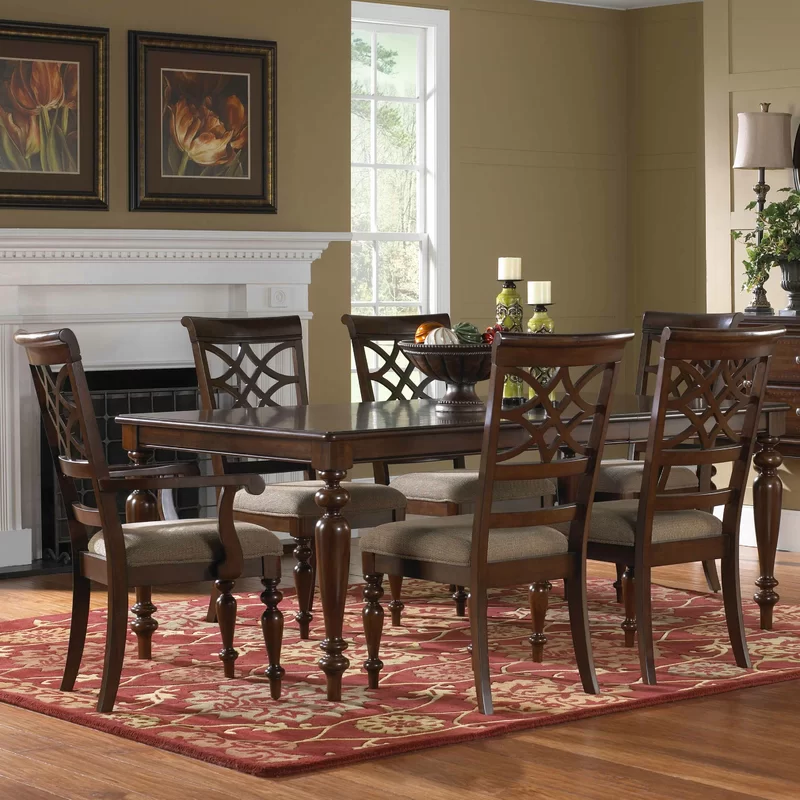 Brylee Extendable Dining Table In 2021 Dining Chairs Standard Furniture Dining Table Setting