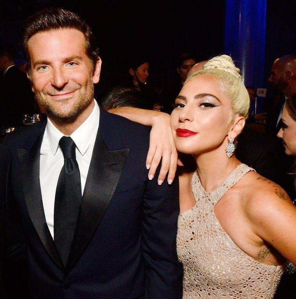 Lady Gaga And Bradley Cooper Lady Gaga Celebrity Yearbook Photos Bradley Cooper