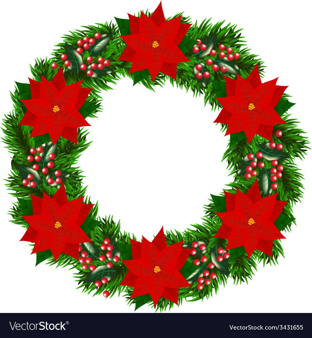 Christmas Holly Garland Transparent PNG Clip Art Image | Gallery  Yopriceville - High-Quality Images and Transparent PNG Free Clipart