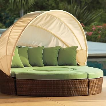 Replacement Cushions Outdoor Furniture, Baleares Daybed Outdoor Furniture Cover