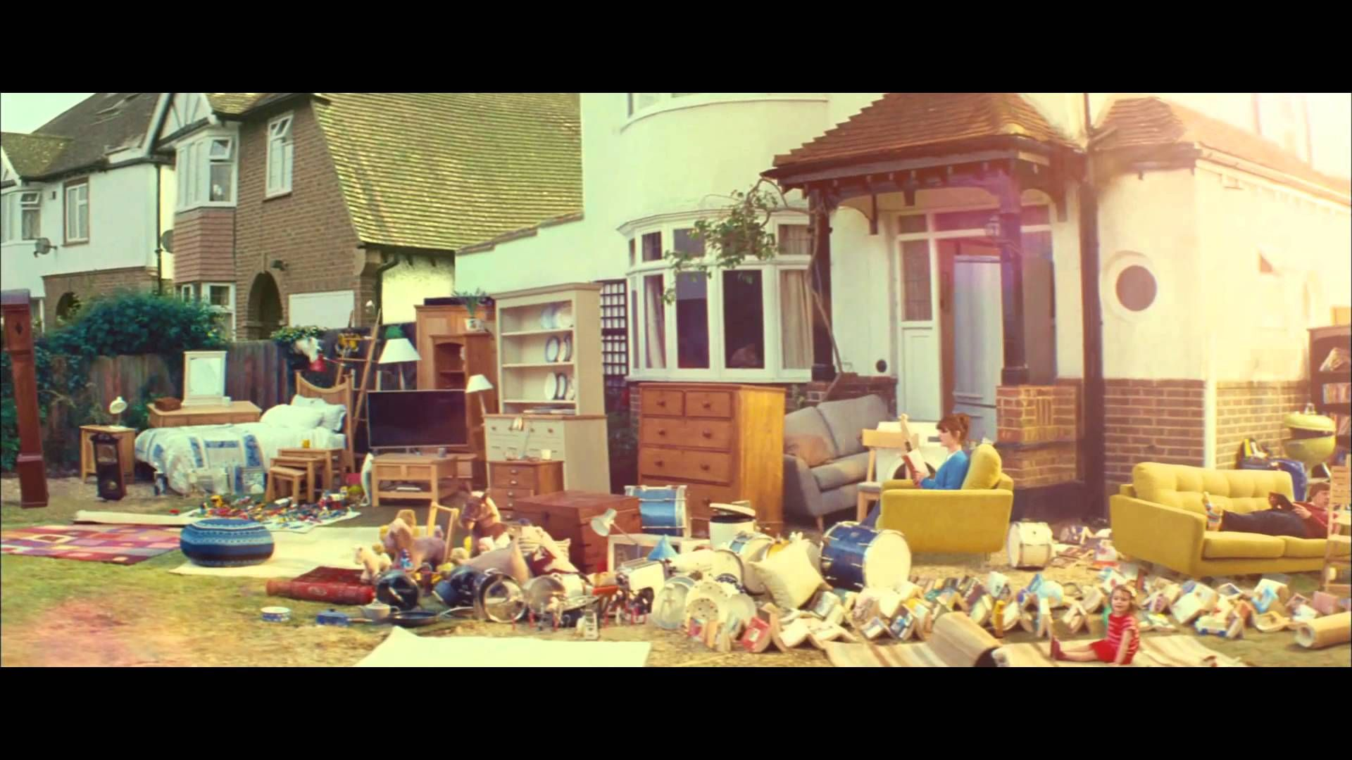 John Lewis Home Insurance Advert 2013 Things Matter John Lewis