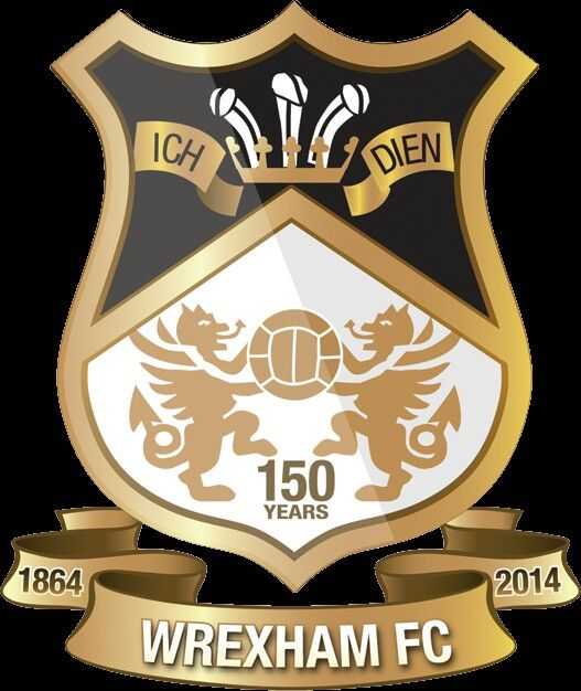 Pin On Wrexham Afc
