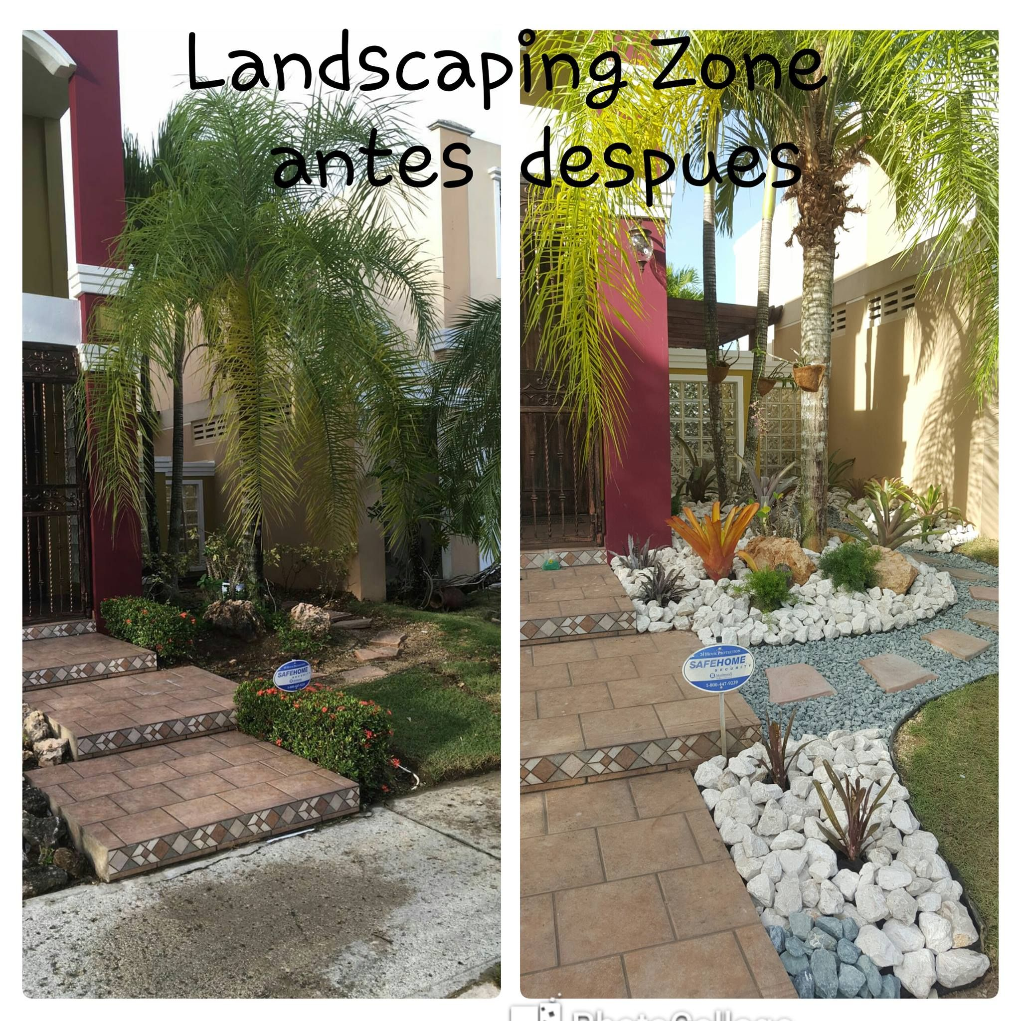 Landscaping Zone