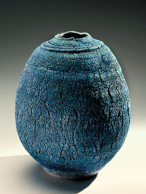 M Wein From Global Warming Series Stoneware Pottery I