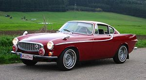 Volvo P18. Came to public notice when featured on the 1960's TV show