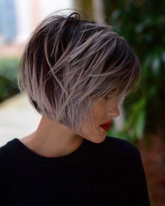 Cheveux Courts Méchés Les Modèles Les Plus Inspirants