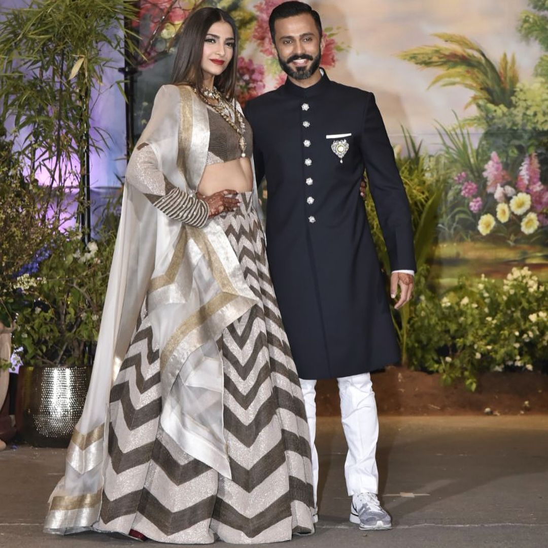 Reception Ceremony Held: The Star-studded Reception Ceremony Of Sonam Kapoor Ahuja