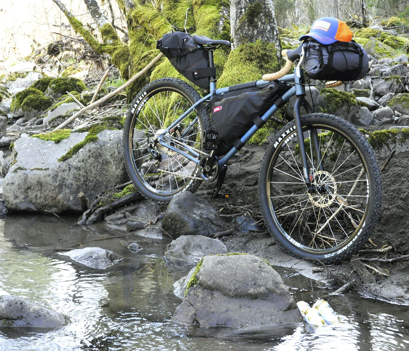 The Bikepacking Unit Bikepacking Mountain Bike Tour Bike Camping