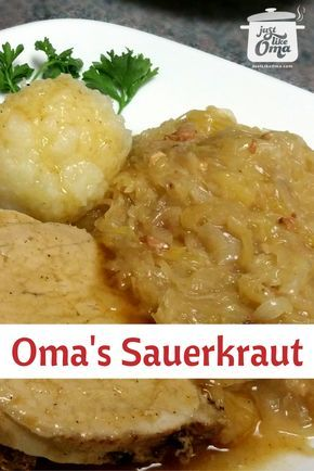 Sauerkraut Made