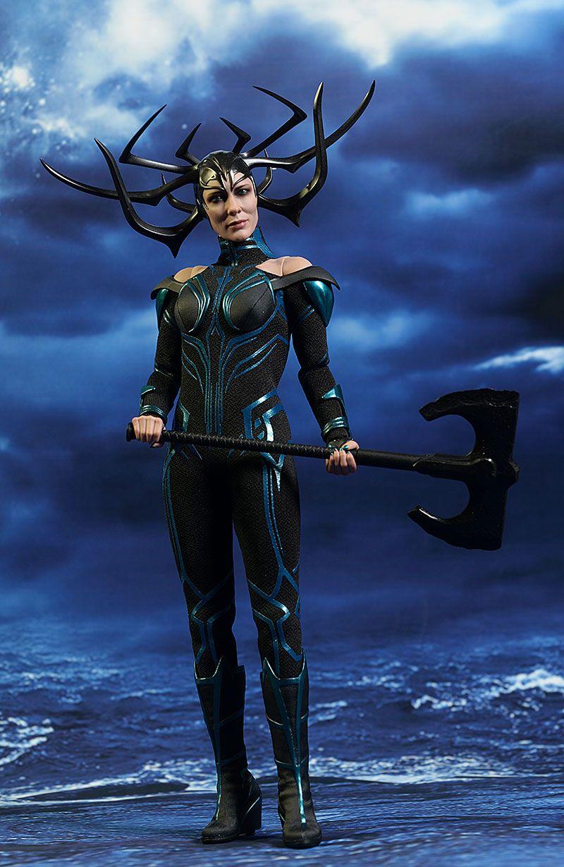 Hela Thor Ragnarok sixth scale action figure review Hela