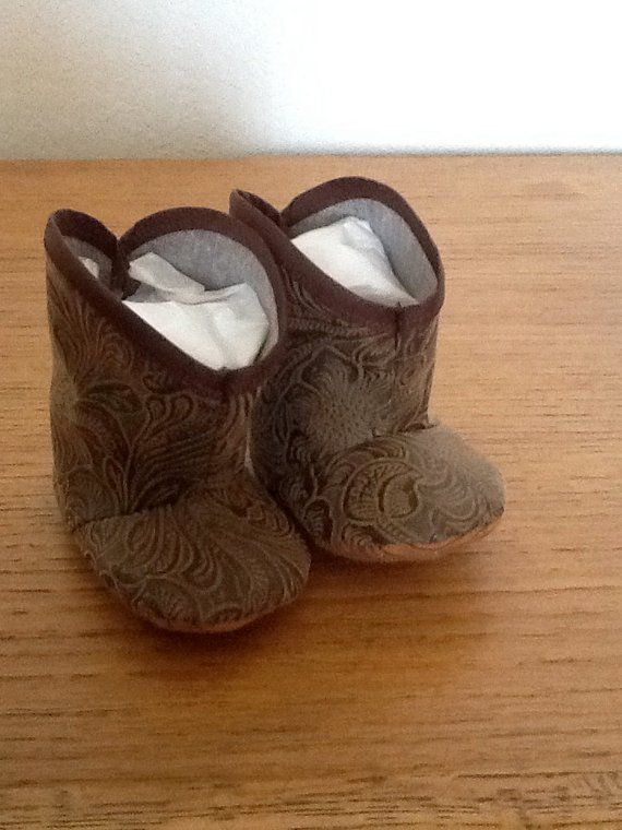6036ee7e infant baby leather look cowboy boots in 2019 | Products | Baby ...
