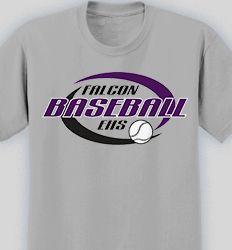 baseball shirt designs google search - Team T Shirt Design Ideas
