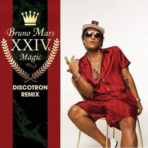 ロイヤリティフリー Bruno Mars 24k Magic Album Cover - ラガコモタ