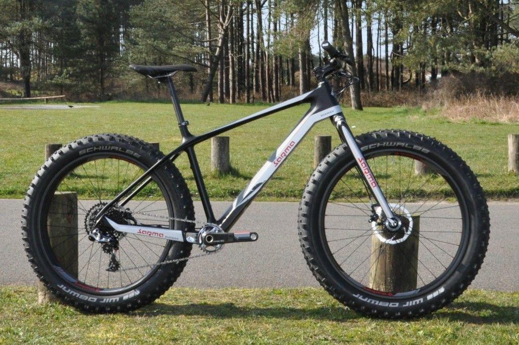 The Serma Shaman fat bike race xx1 lightest | Bicicletas | Pinterest ...