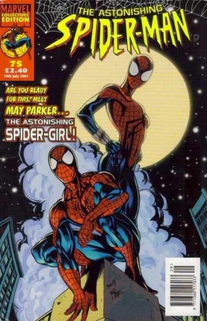 Astonishing Spider-Man 75