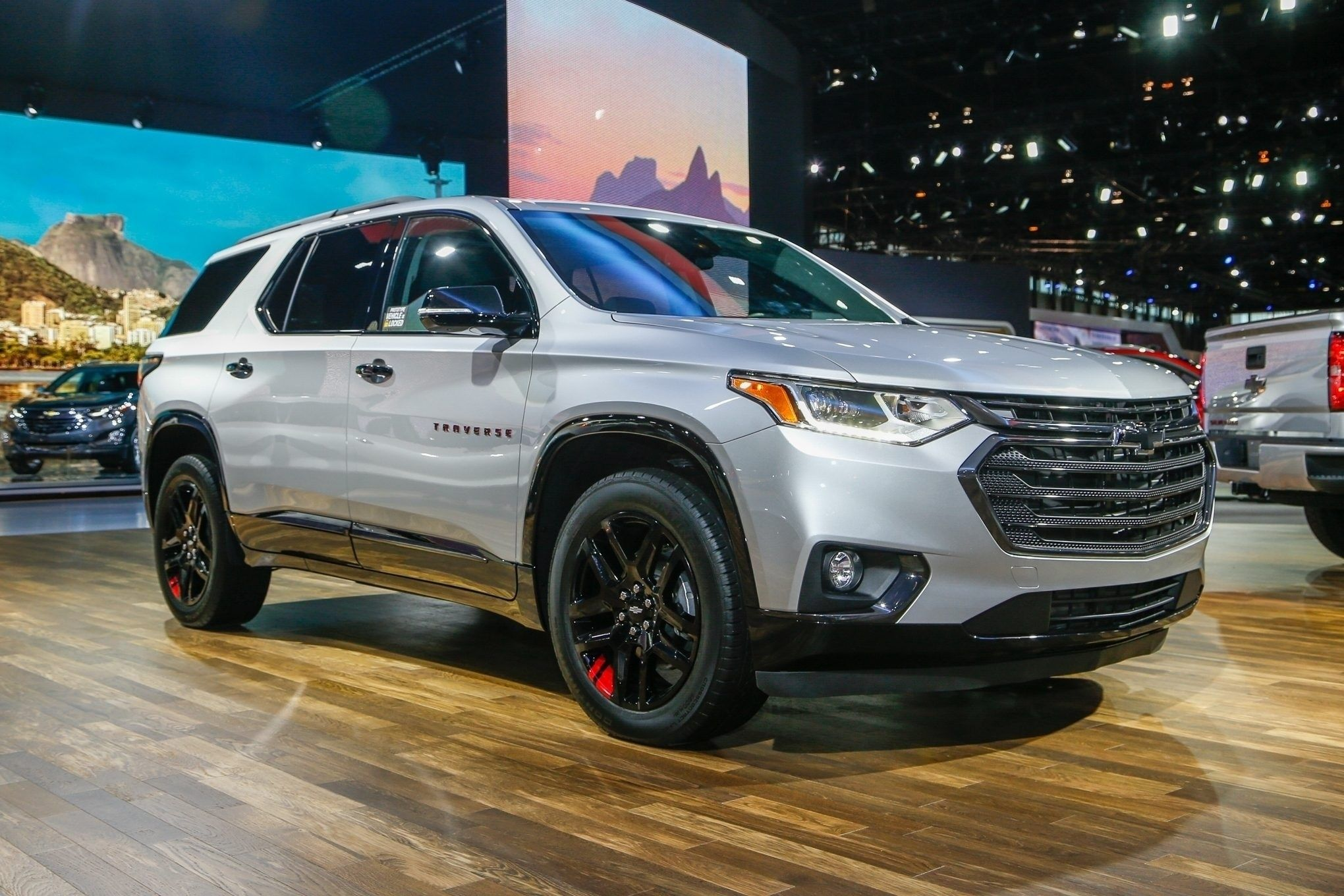 2019 Chevrolet Traverse Msrp Overview And Price Chevrolet