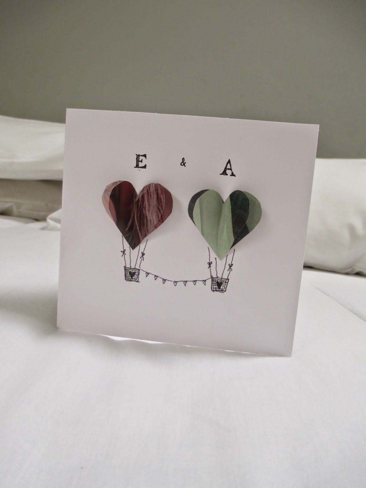 10 New Ideas Anniversary Card Diy Anniversary Cards Handmade Anniversary Card For Parents Anniversary Gifts For Parents