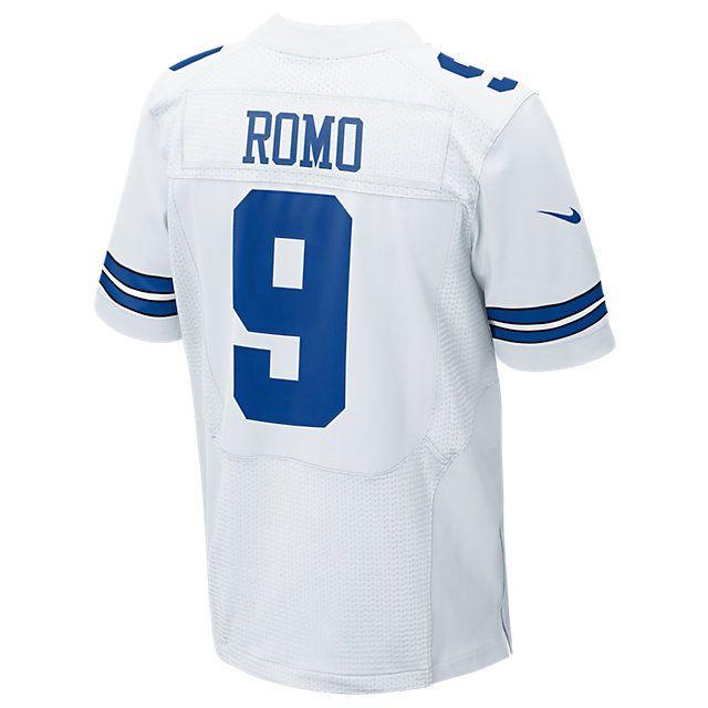 Dallas Cowboys Tony Romo  9 Nike Elite Authentic  Jerseyhttp   shop.dallascowboys 04741339b