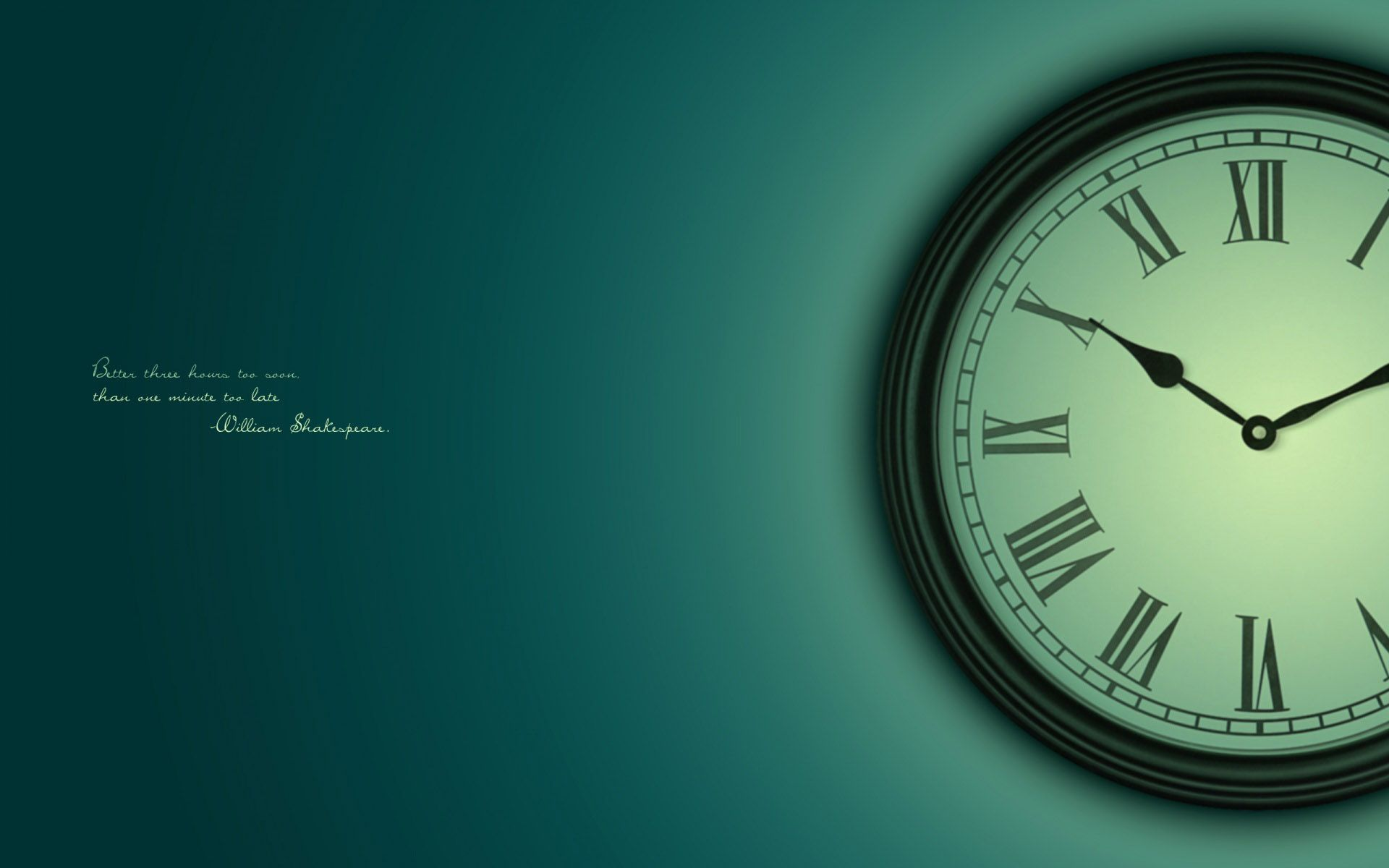 Clock And Quotes Hd Wallpaper For More Wallpapers Onlybackground Net