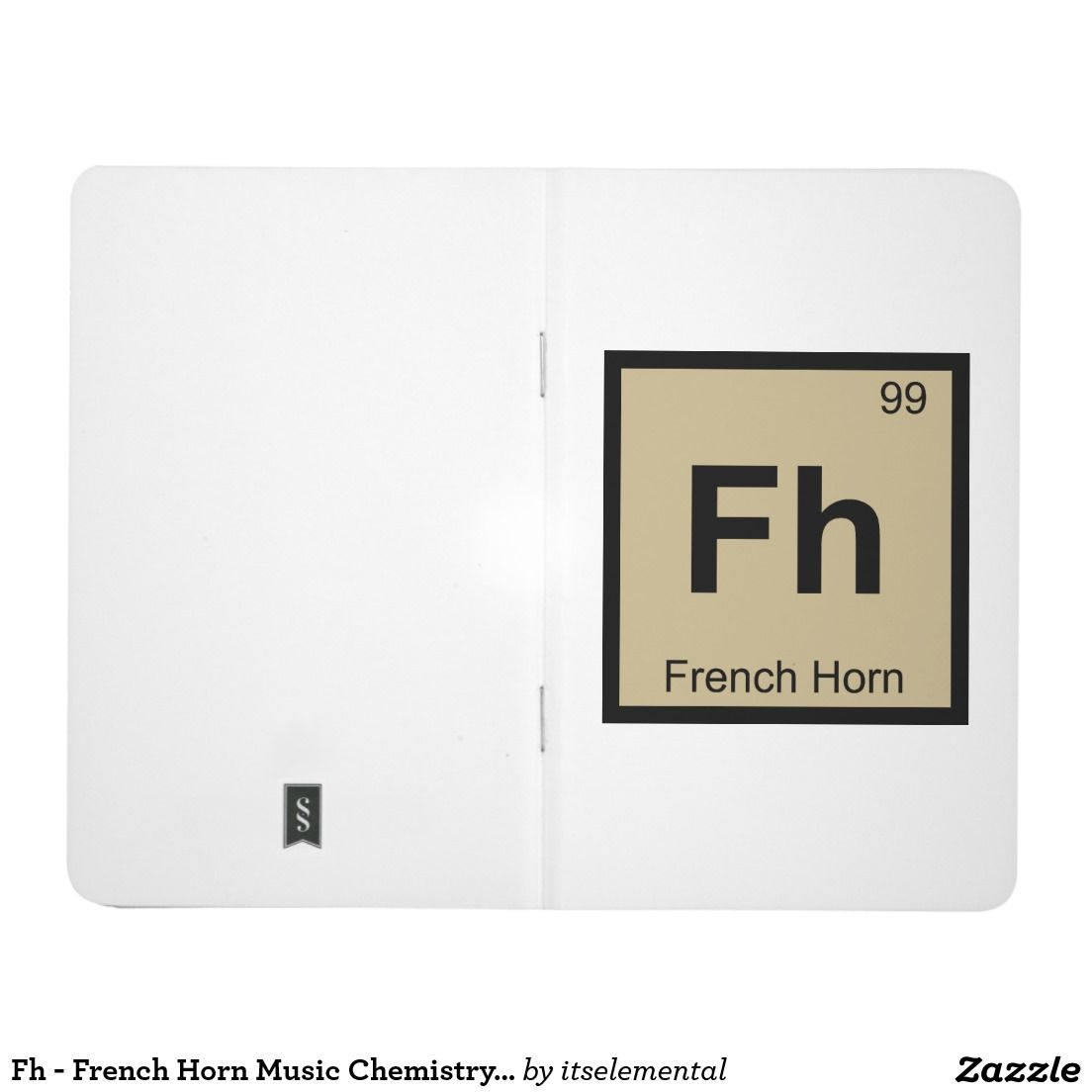 Fh french horn music chemistry periodic table music gifts fh french horn music chemistry periodic table urtaz Images