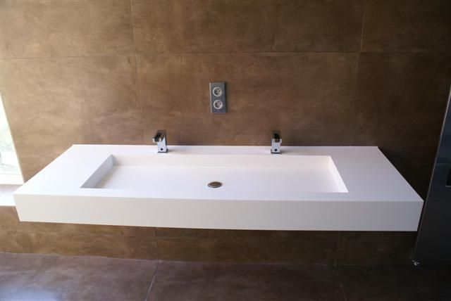 Plan vasque et mobilier moderne salle de bain plan vasque vasque et salle de bain - Plan salle de bain moderne ...
