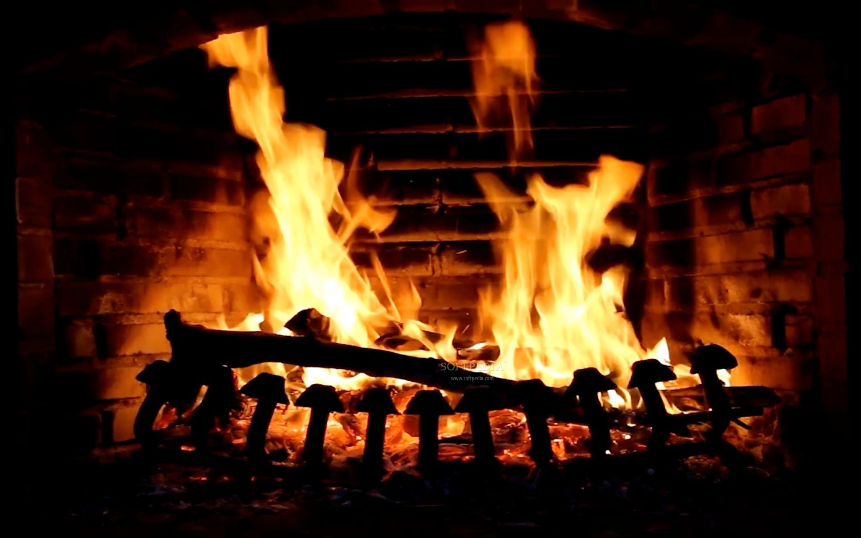 A Warm Fireplace And A Nice Movie Fireplace Screensaver Fireplace Pictures Christmas Fireplace