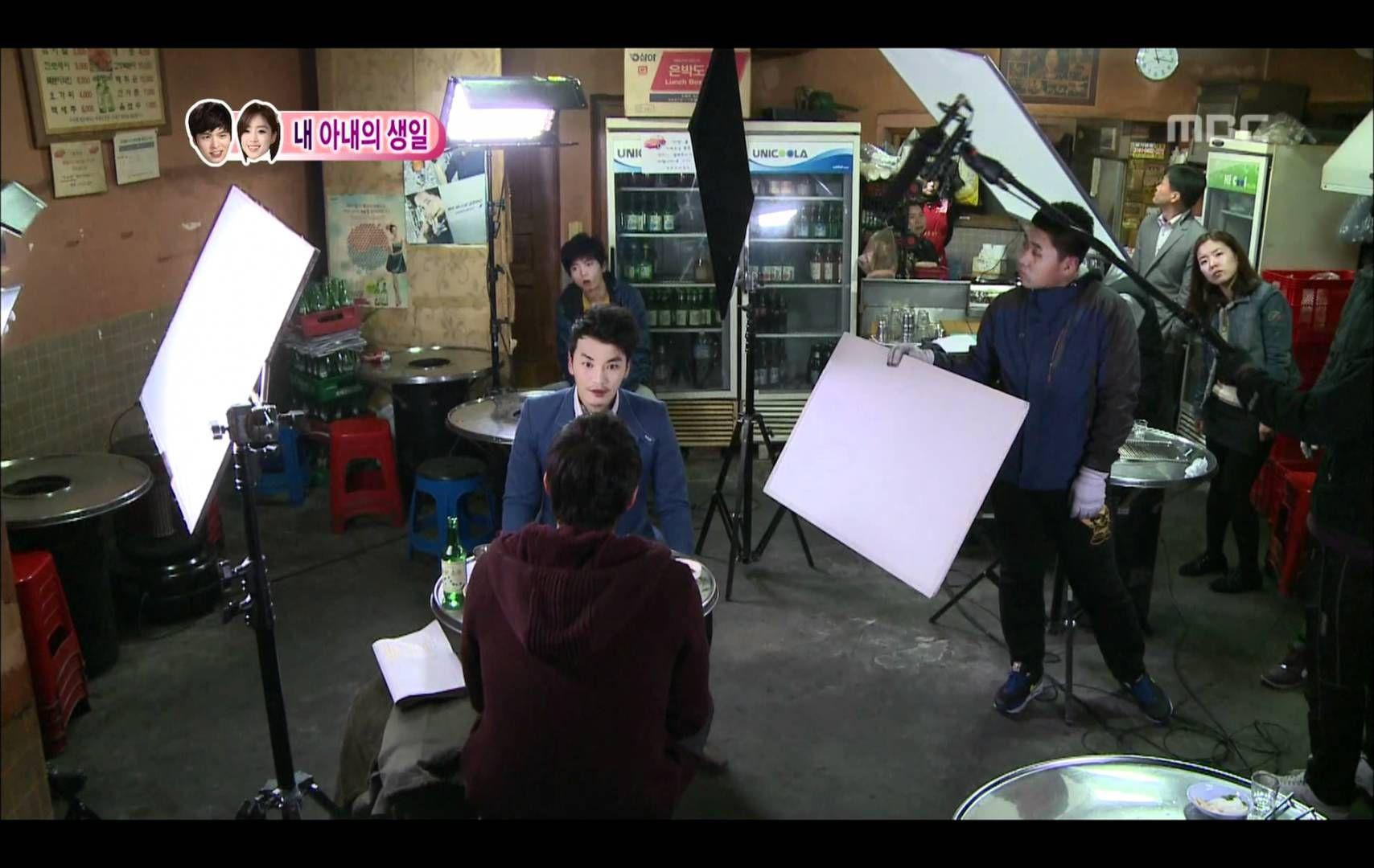 우리 결혼했어요 - We got Married, Jang-woo,Eun-jung(38) #02, 20120107
