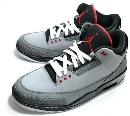 separation shoes 9abc5 4dccc www.asneakers4u.com  136064 003 Air Jordan Retro 3 (III) Stealth Stealth  Light Graphite Black Varsity Red A030020