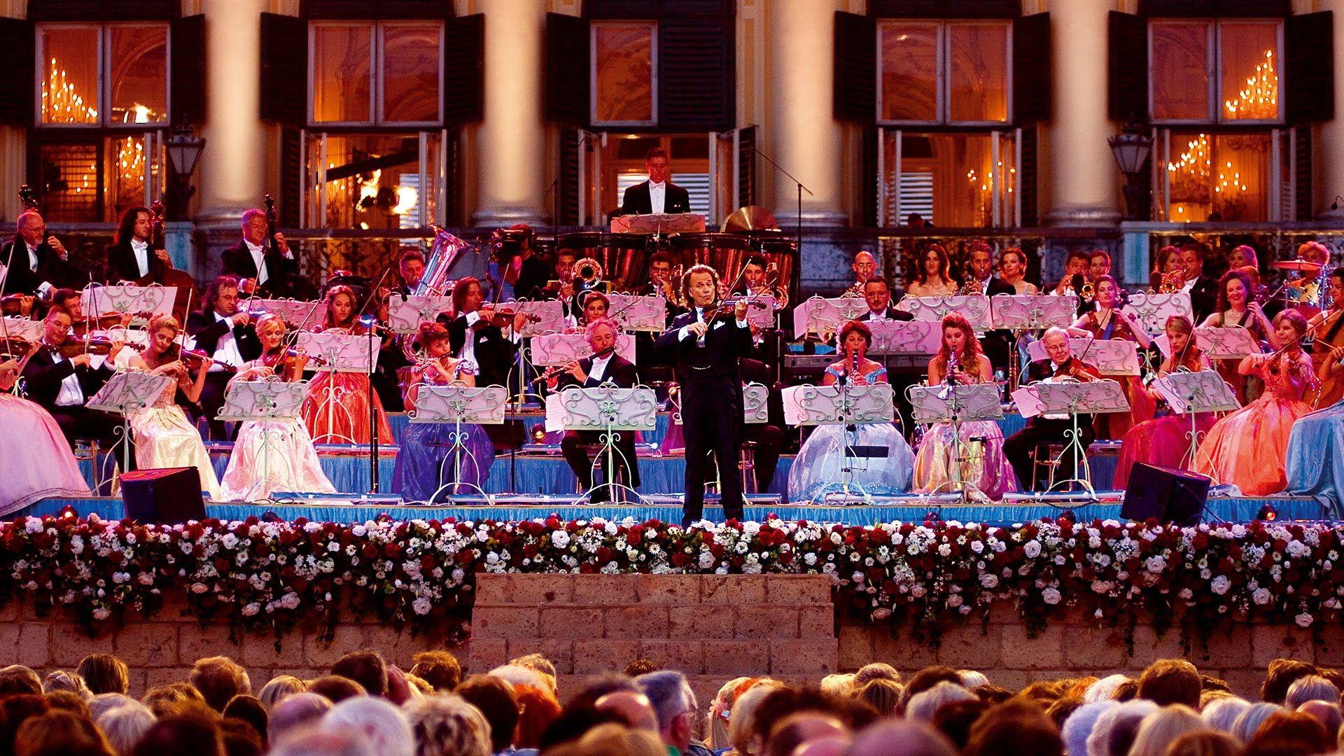 Andre Rieu Strauss Party Strauss Klassische Musik Musik