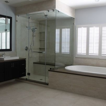 custom steam shower design ideas, pictures, remodel, and
