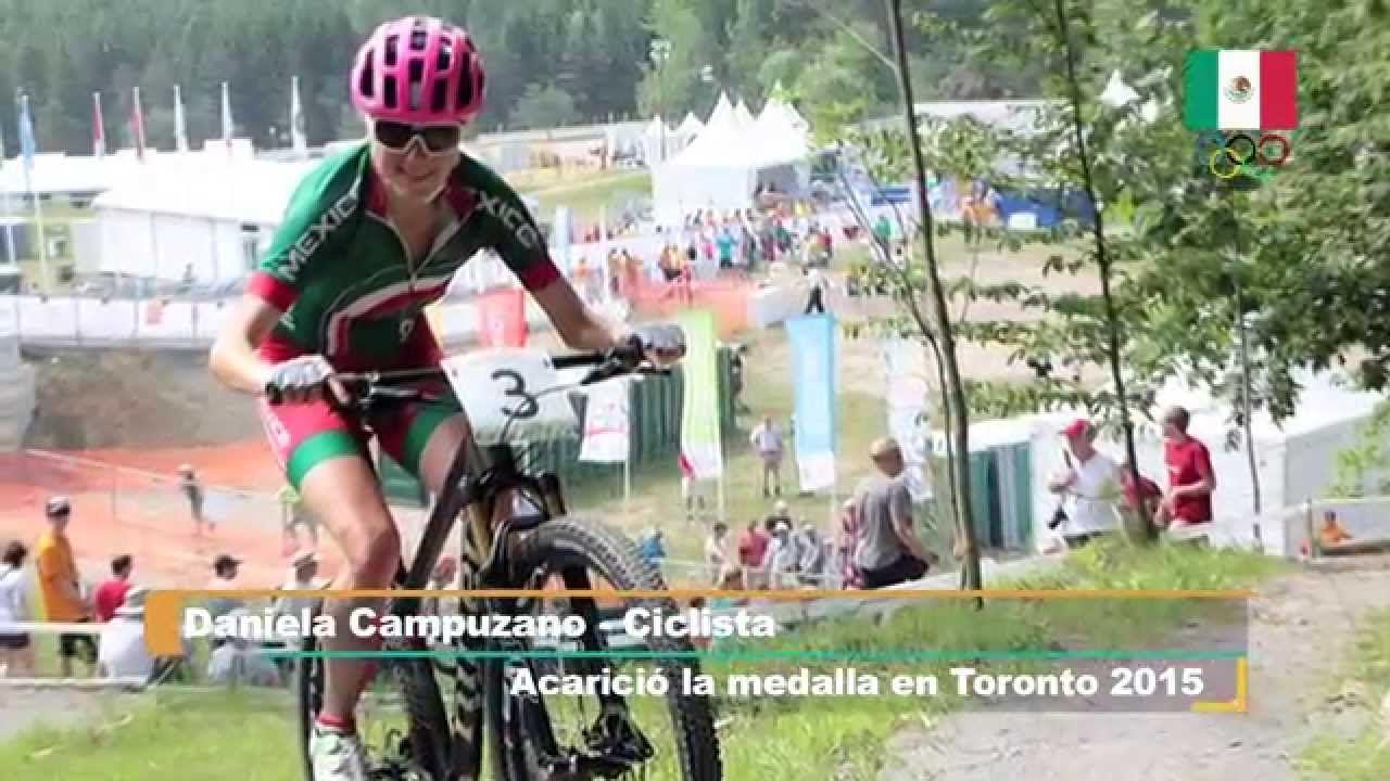 Acarició Campuzano la medalla en Toronto 2015