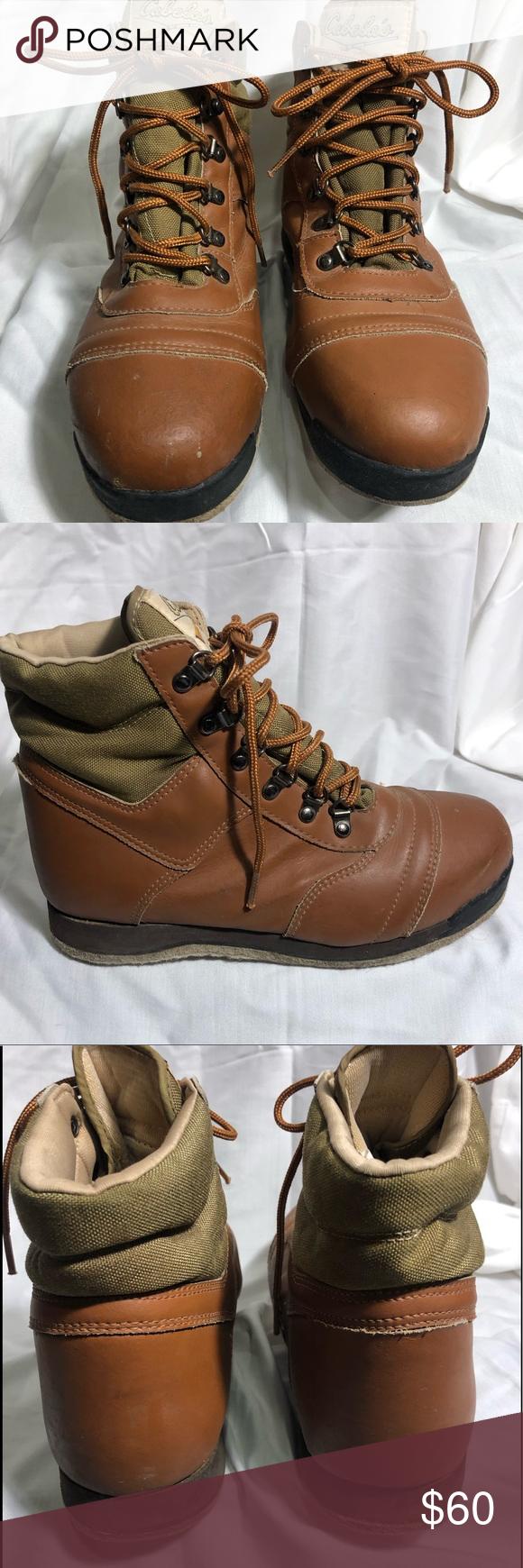 Cabelas Roofing Boots Size 8 Boots Cabelas Shoe Boots