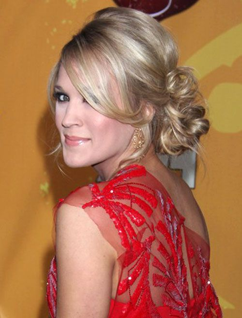 Carrie Underwood Wedding Hair | Hair Inspiration! - Page 2 - Project Wedding Forums
