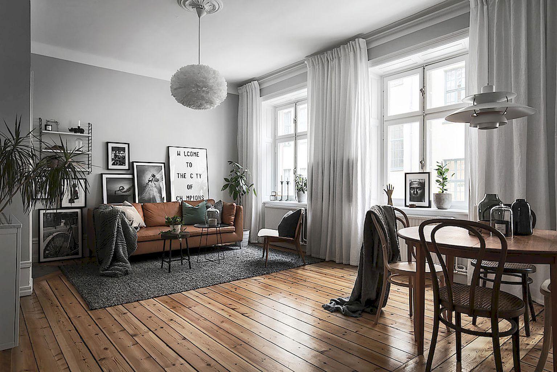 Nice 80 Pretty Modern Apartment Living Room Decor Ideas Https