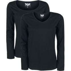Damenlongsleeves & Damenlangarmshirts #shirtsale