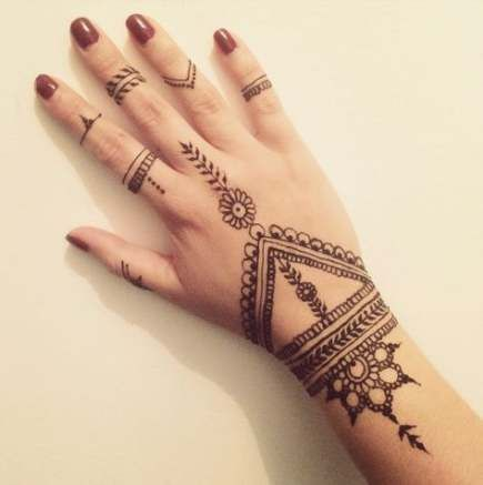 Tattoo designs henna fingers 57 Ideas