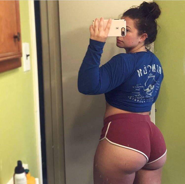 big booty brunette teen