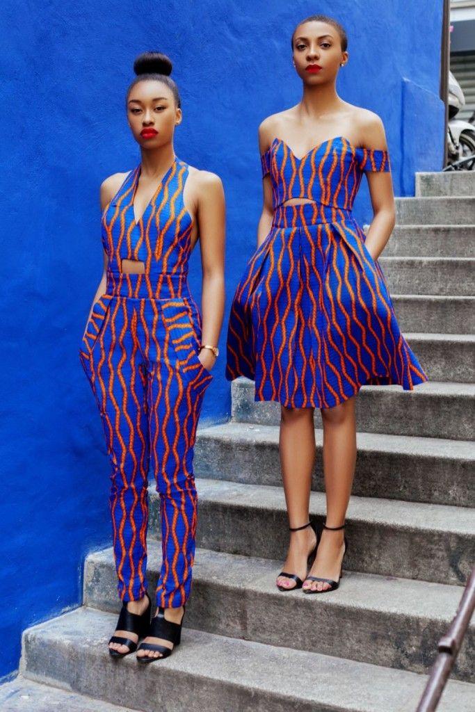 by-natacha-baco-sibiti13 | African fashion | Pinterest | Camisas ...