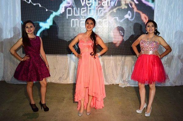 Presentan a finalistas de Señorita Tlatlauqui