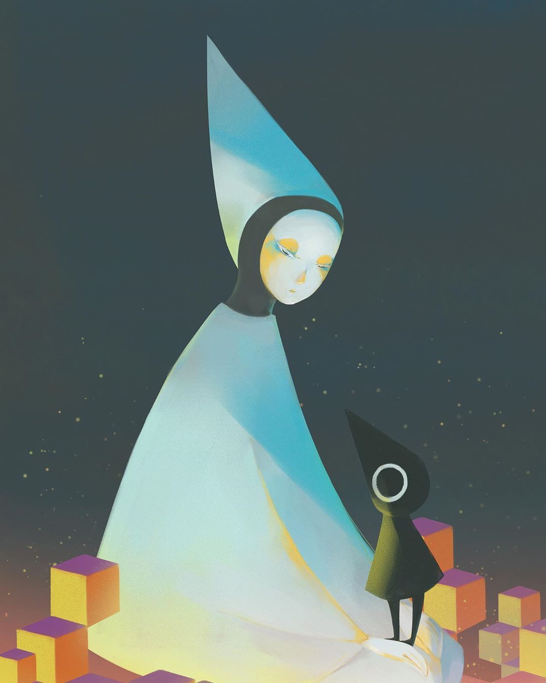 Fan Art Of Monument Valley One Of My Favorite Game