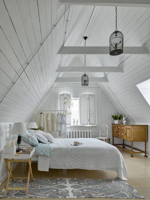 Attic Bedroom Furniture And Lighting Ideas Chic Bedroom Design Attic Master Bedroom Shabby Chic Decor Bedroom