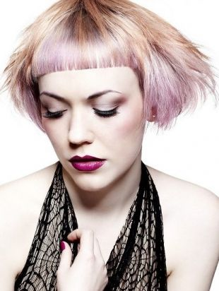 Short Pink Hair Alternative Hair Hair Styles Cool Hairstyles